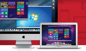Parallels Desktop 8 for Mac (with Windows 8)