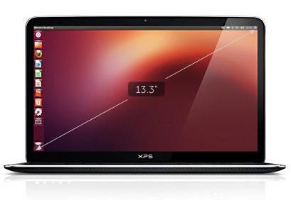 Dell XPS 13 Sputnik Ubuntu ultrabook