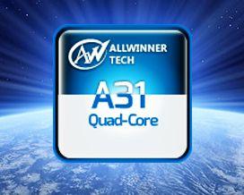 allwinner a31 logo