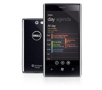Dell smartphone