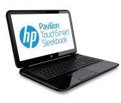 HP announces AMD-powered TouchSmart Sleekbook