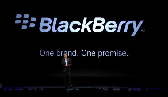 BlackBerry one platform
