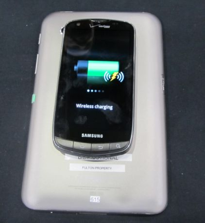 Fulton Innovation wireless charging