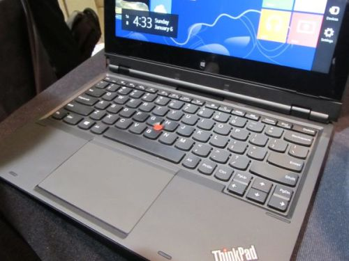 Lenovo ThinkPad Helix convertible tablet coming soon for