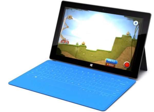 BlueStacks Surface Pro
