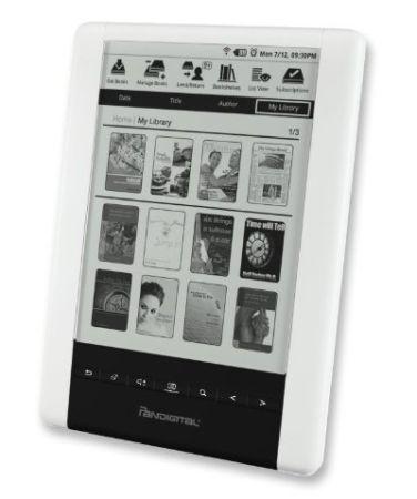 Pandigital Novel