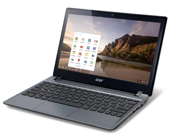 Acer C710 Chromebook