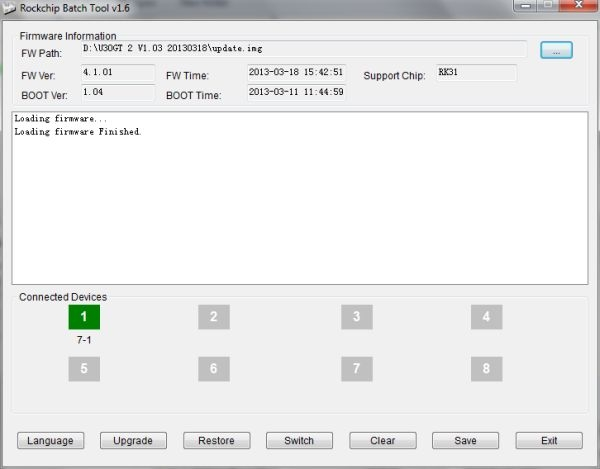 cube u30gt2 quad core v1.03 firmware