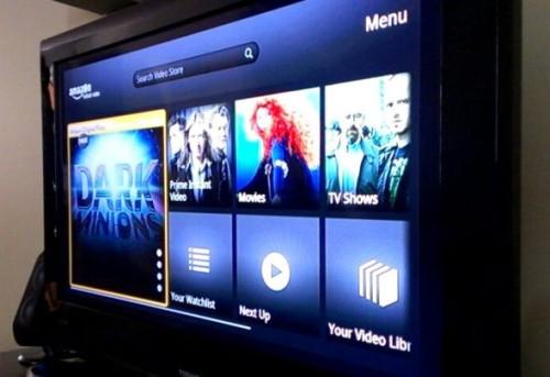 Amazon Video app for Google TV