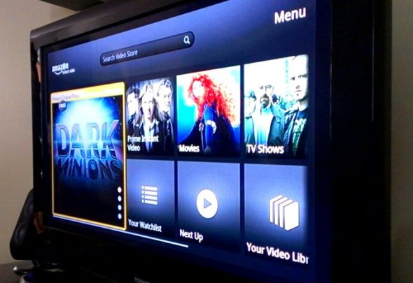 Amazon Video app for Google TV