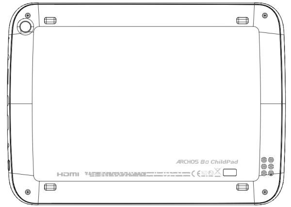 Archos 80 ChildPad