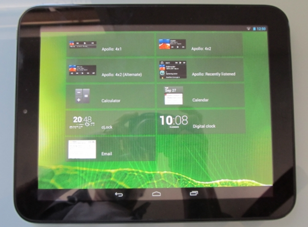 HP TouchPad with Android 4.2