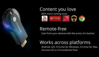 chromecast overview