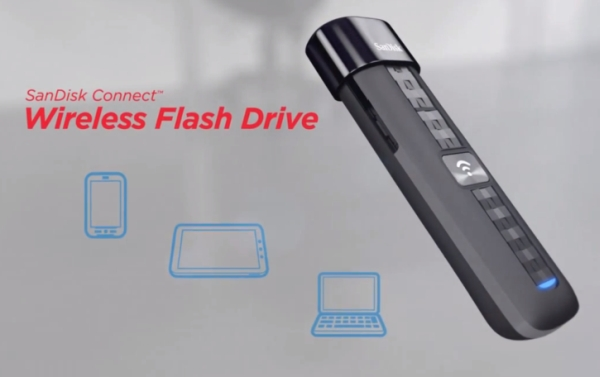 SanDisk Connect Wireless Flash Drive