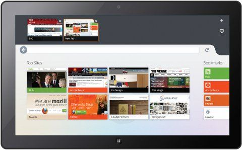 Firefox Metro for Windows 8