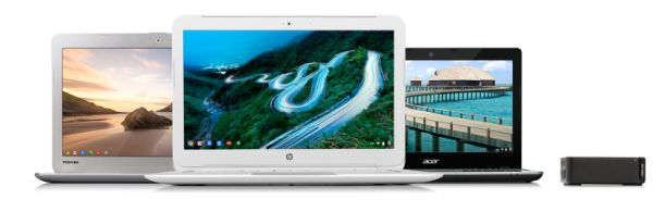 Google Chromebooks with Haswell
