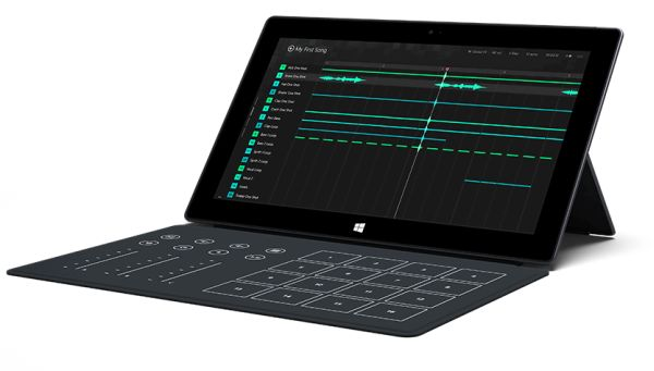 surface music kit