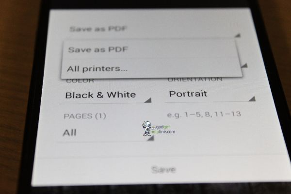 android 4.4 print