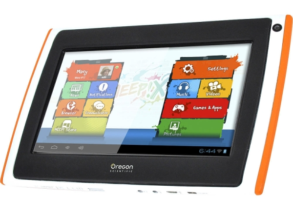 MEEP! X2 tablet for kids is faster, slimmer, still costs