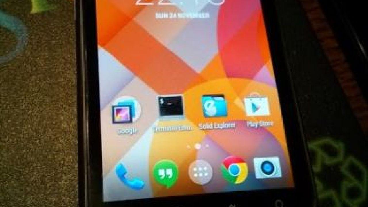 Android 4 4 KitKat for the Google Nexus One (custom ROM