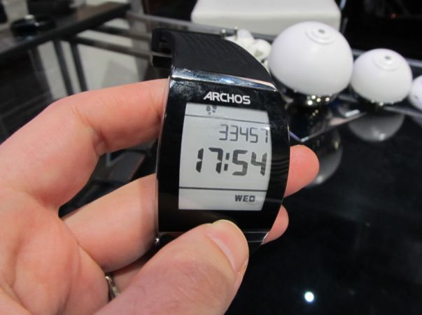 Archos E Ink smartwatch