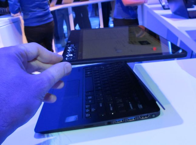 Hands-on: Sony Vaio Fit 11a - Liliputing