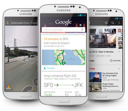 Samsung Galaxy S4 Google Play Edition