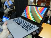 Hands-on with the Lenovo Yoga 2, a (slightly) more affordable convertible tablet