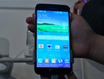 Hands-on with the Samsung Galaxy S5