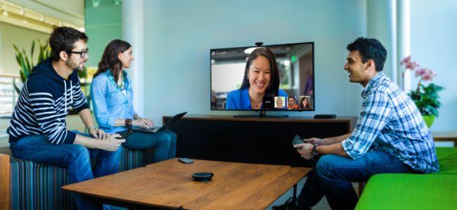 Chromebox for meetings