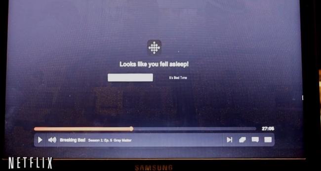 netflix sleep tracker
