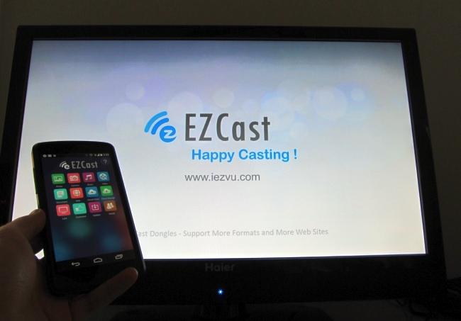 Ezcast App Streams Media Websites Camera To Chromecast