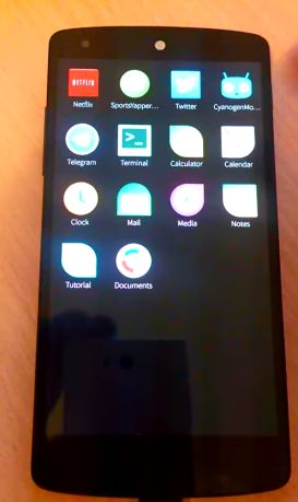 sailfish nexus 5