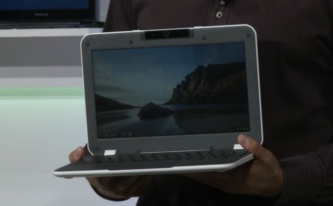 chrome intel rugged