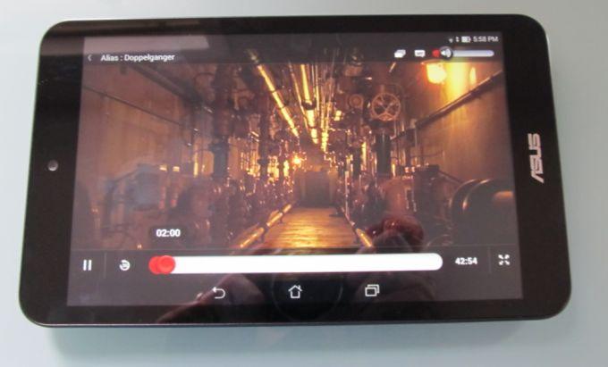 Asus MeMO Pad 8 Android tablet review - Liliputing