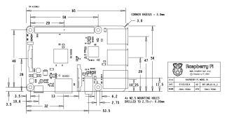 b plus schematic