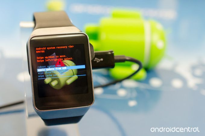 hacking android wear