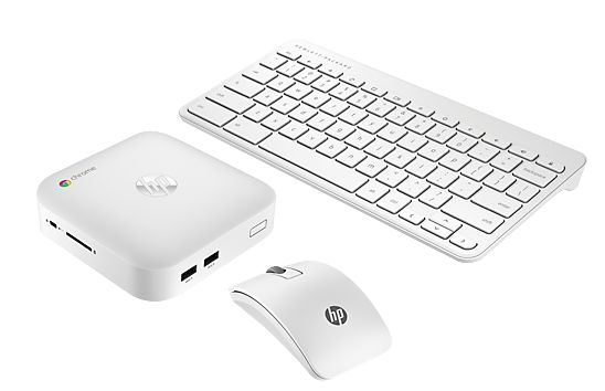 hp chromebox with keyboard