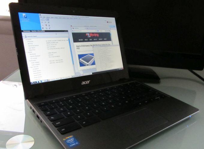 acer c720 with ubuntu