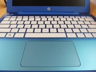 hp stream 11 touchpad