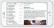iphone 6 plus mail
