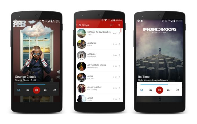 Jams Music Player for Android goes open source - Liliputing