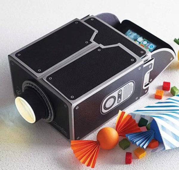 Smartphone Projector 1