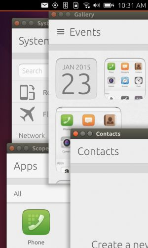 ubuntu touch windowed