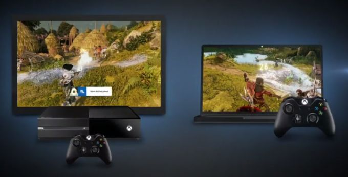 Windows 10 will support streaming of xbox one games to a for Support mural xbox one