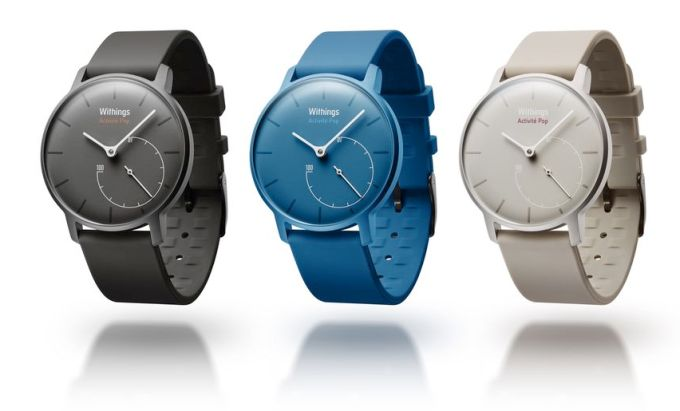 Wearables: Withings, Omate, Polar launch new smartwatches ...