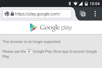 Google Play Store Firefox 2