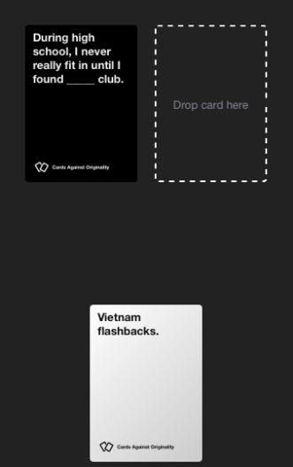 Cards Against Originality 3