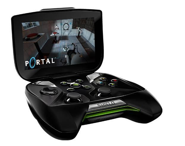 NVIDIA Shield Portable (1st-gen)