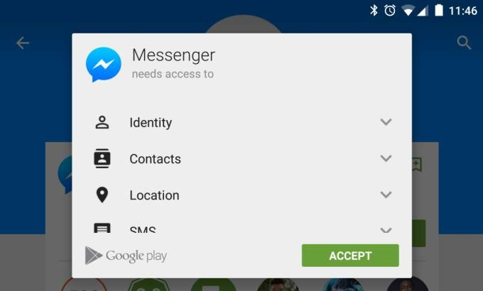 messenger permission